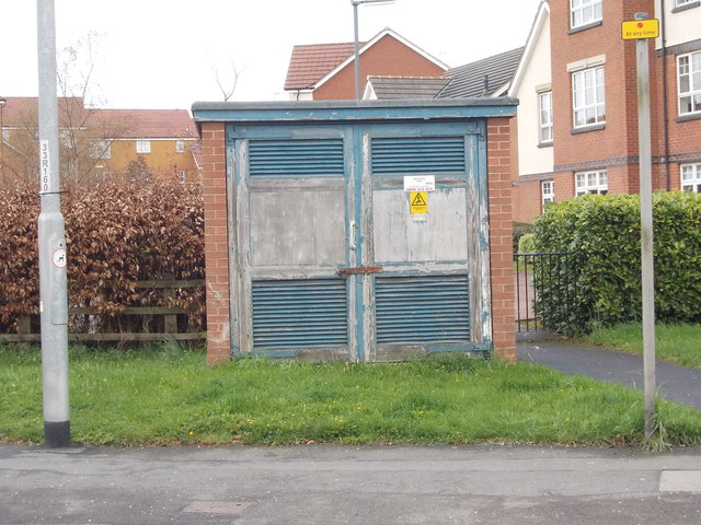 Electricity Substation No 7395 - Rein Road