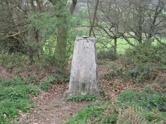 Ordnance Survey Trig Pillar S3360