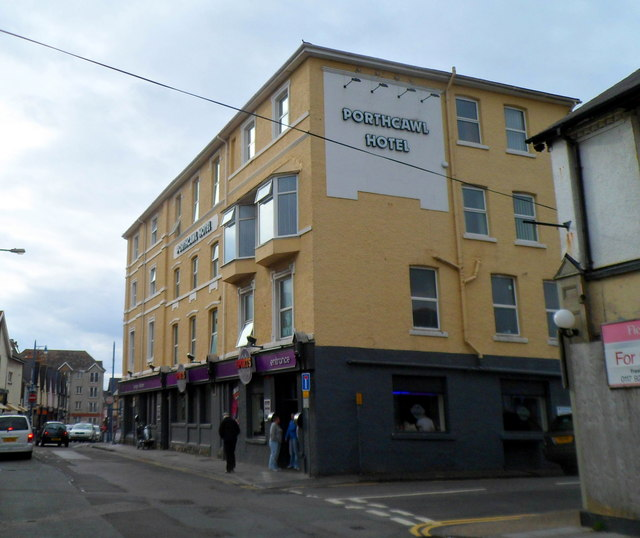The Porthcawl Hotel, Porthcawl