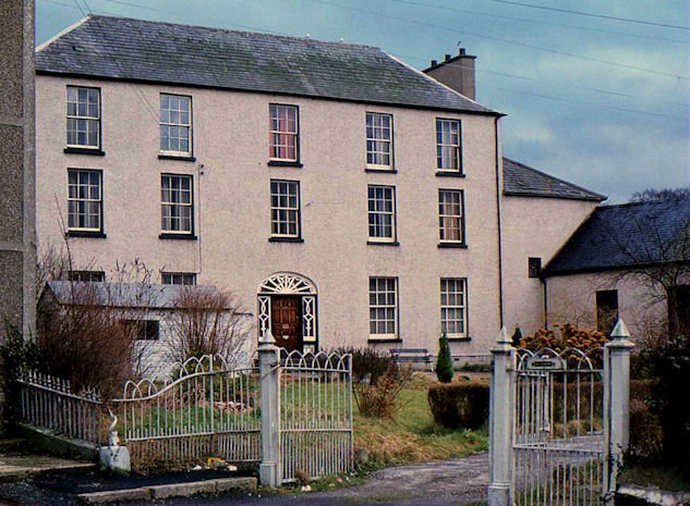 Former &quot;Riverside House&quot;, Antrim