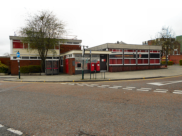 Radcliffe Delivery Office