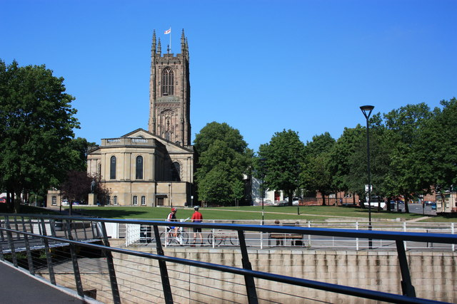 Derby Cathedral (All Saints)