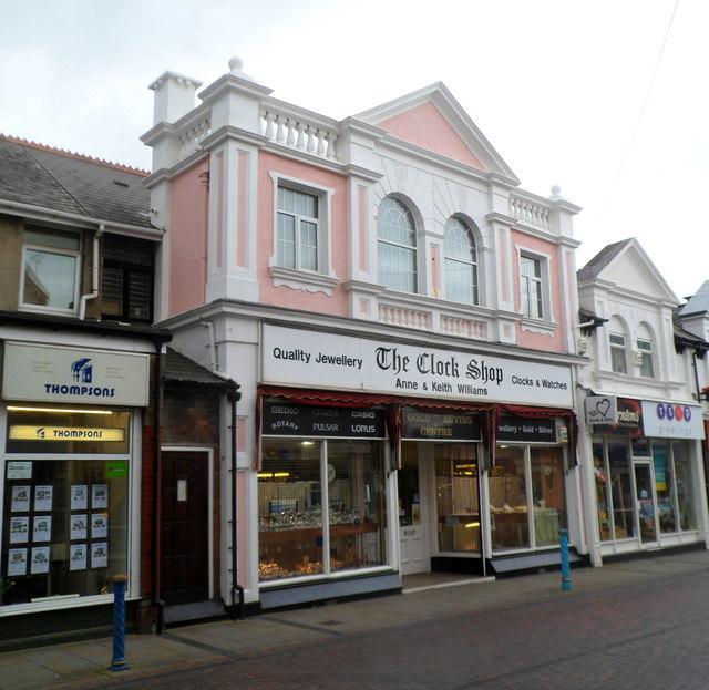 The Clock Shop, Porthcawl