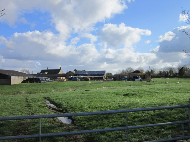 Wall Houses Farm