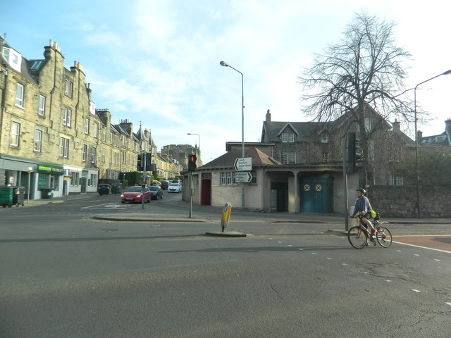 Public conveniences, corner of Gorgie Rd and Ardmillan Terrace, Edinburgh