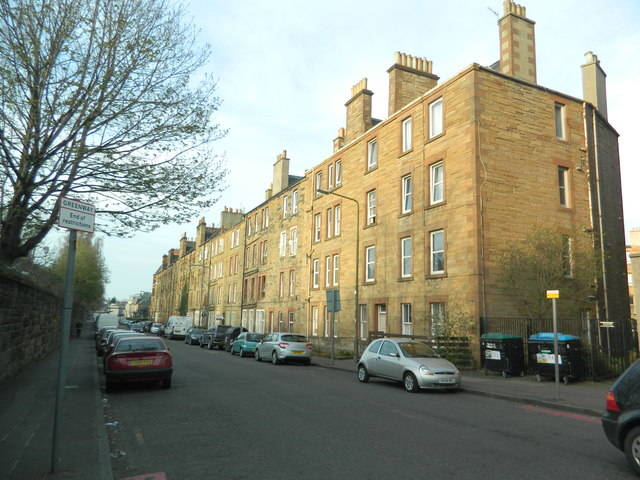 Wheatfield Rd, Edinburgh