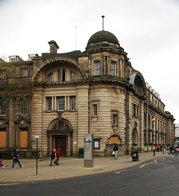 Former post office, Sheffield