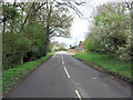 SU7595 : Ibstone Road enters Stokenchurch by Stuart Logan