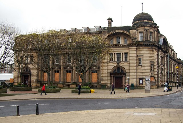 Former post office, Sheffield