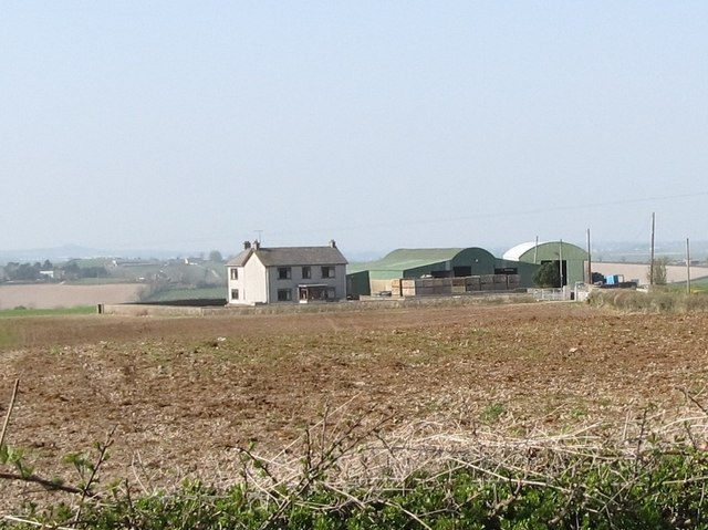 Farm on the Ballyfern Road