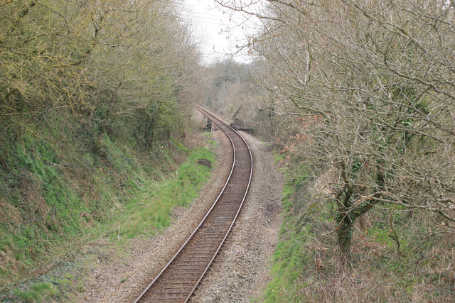 The Barnstaple Line nr  Lapford