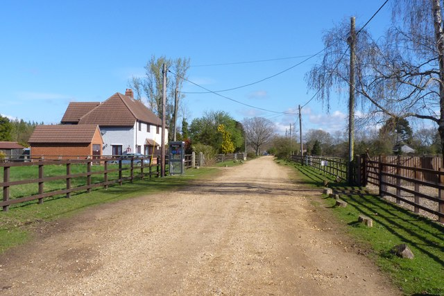 Wootton Farm Road