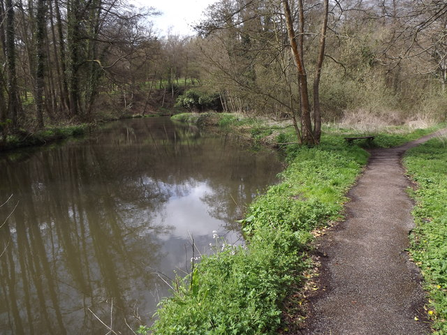 River Wey, Westbrook