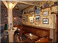 NO3273 : Inside the Climber's Bar, Glen Clova Hotel by Oliver Dixon