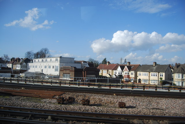 View from the London, Tilbury and Southend Line