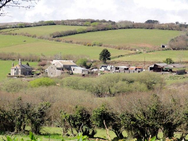 Overbrent Farm