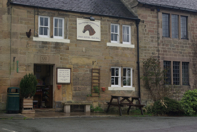The Flying Childers Inn, Stanton in Peak