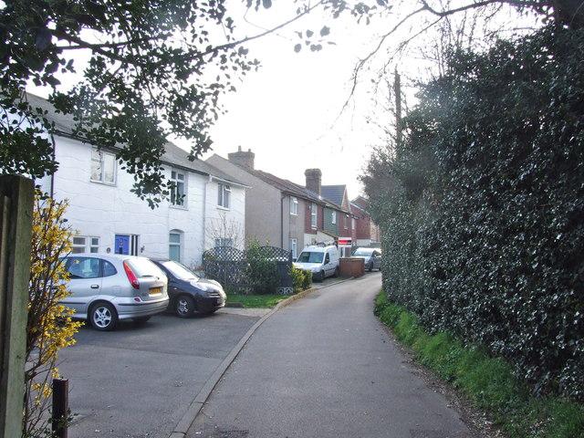 Giddyhorn Lane, Maidstone