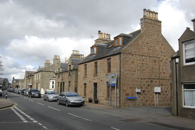 Main Street, Newburgh