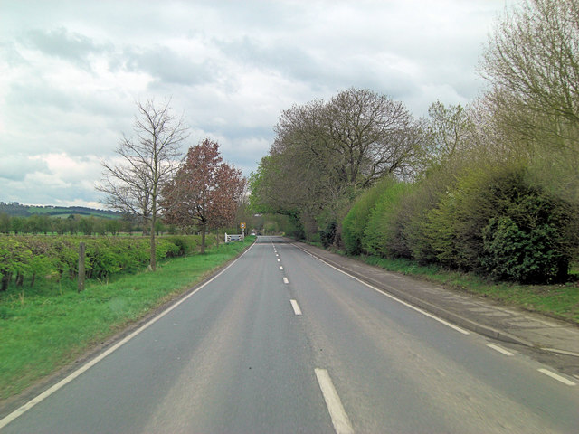 B4009 enters Watlington