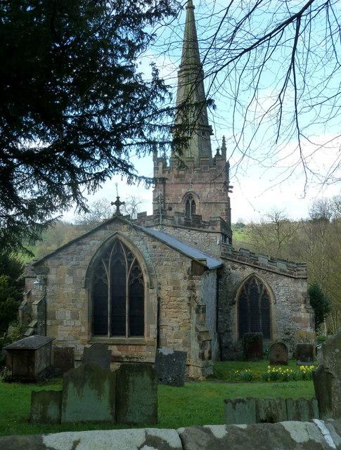 Church of St James, Bonsall
