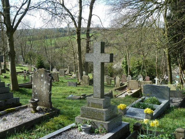 Churchyard, Bonsall