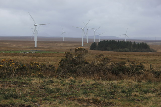 Causeymire wind turbines