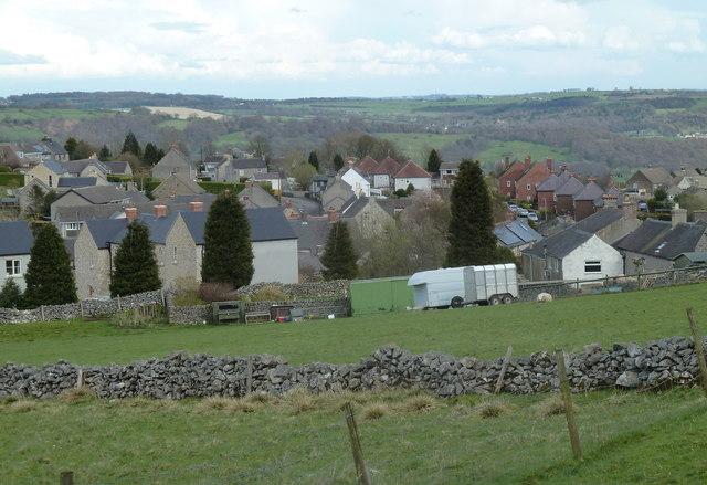 Overlooking Middleton