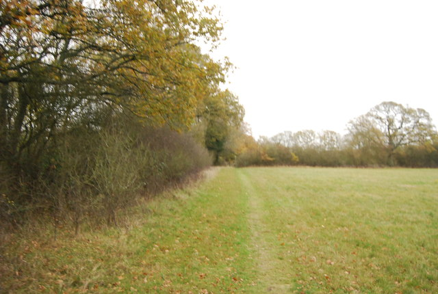 Footpath near Bewbush