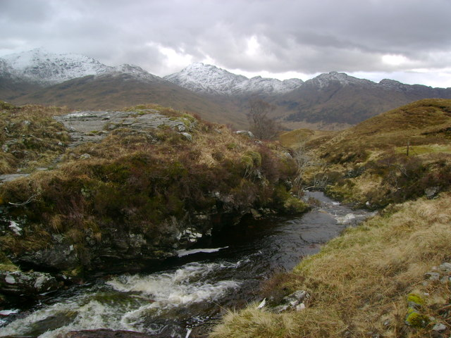 Looking downstream