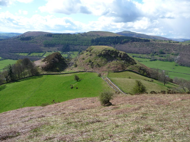 The Graig at Cwmyoy
