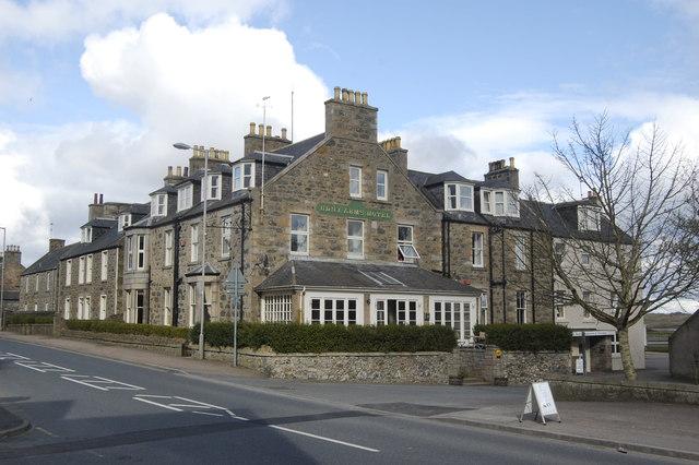 Udny Arms, Main Street, Newburgh