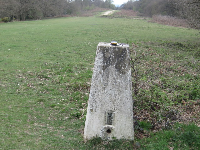 Ordnance Survey Trig Pillar S3328