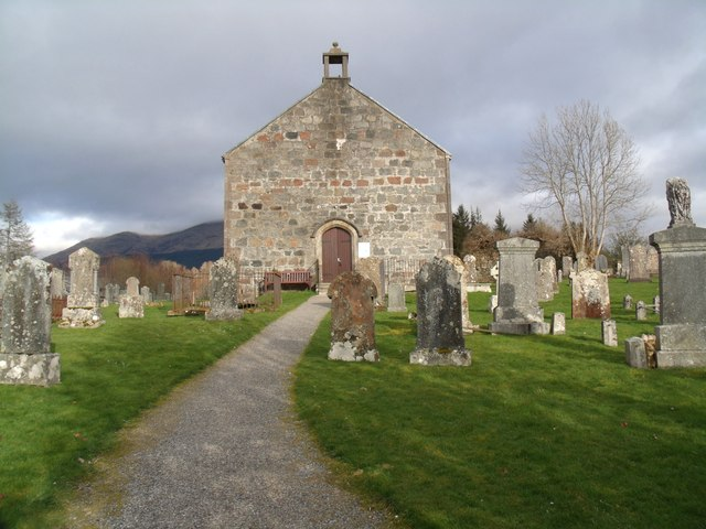 Muckairn parish church