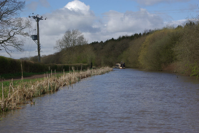 Ashby Canal and Ambion Wood