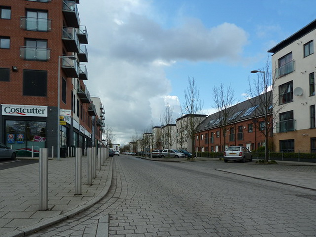 Broughton Lane, Broughton
