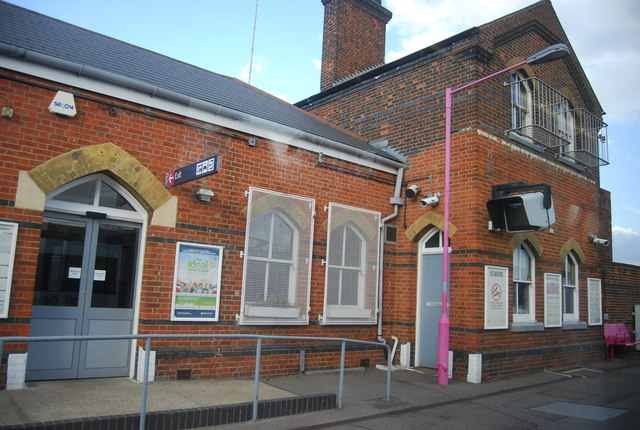 West Horndon Station