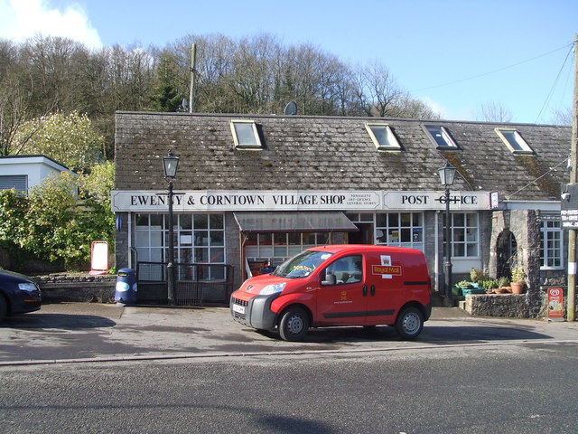Ewenny and Corntown Shop and Post Office