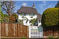 SZ2994 : Swan Cottage, Everton by Mike Smith