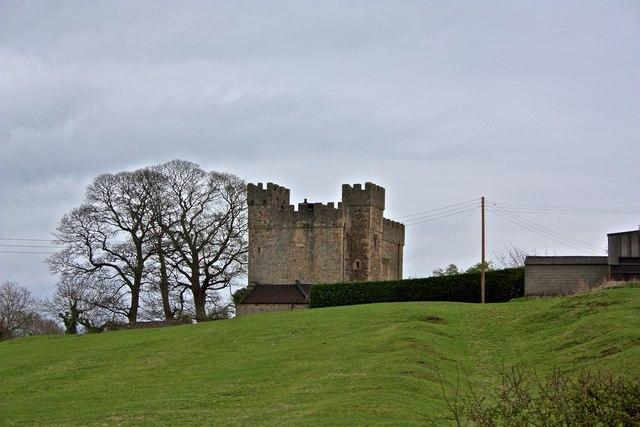 Cowton Castle
