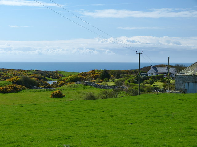 View to Luce Bay