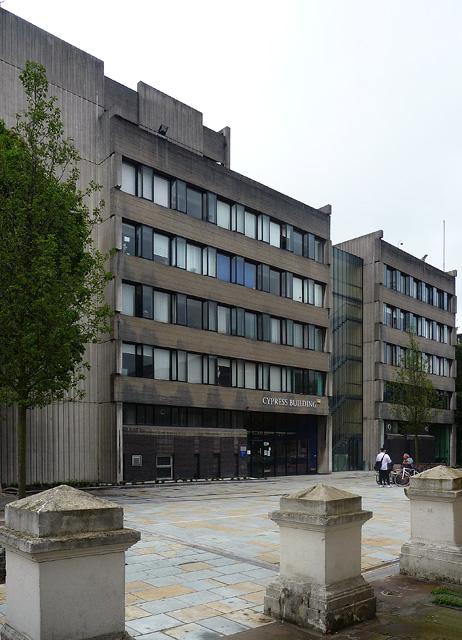 Roxby Building Liverpool University