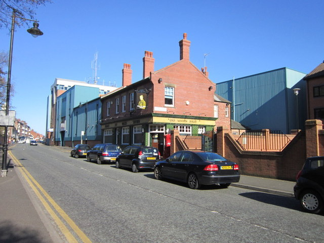 The Prince of Wales, North Shields