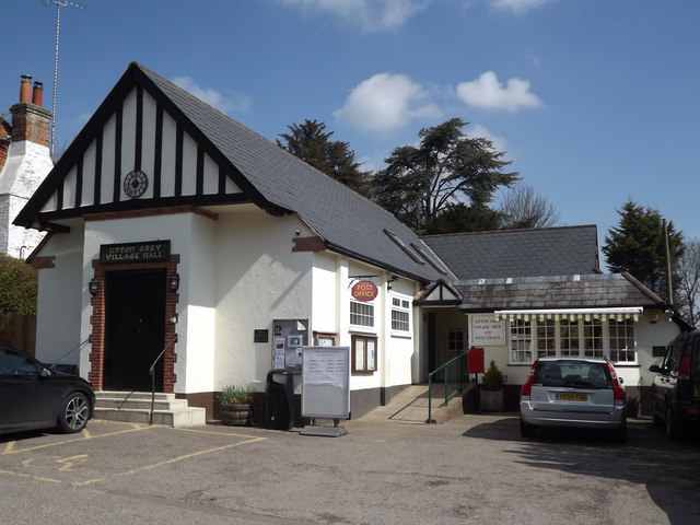 Upton Grey Village Hall