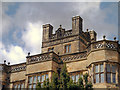 SD8034 : Gawthorpe Hall Tower by David Dixon