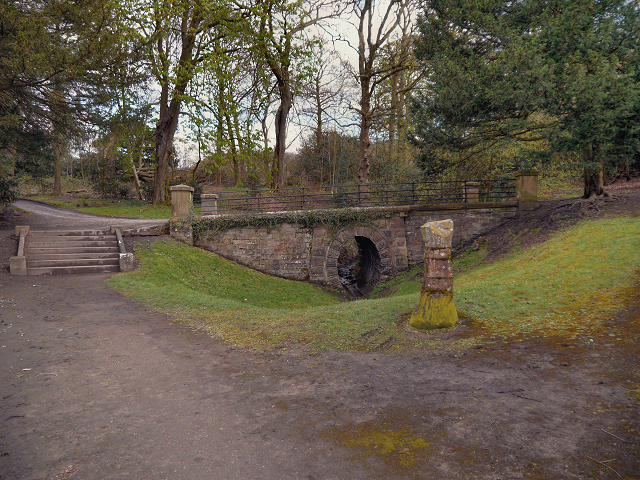 Stone Bridge, Gawthorpe Hall Plantation