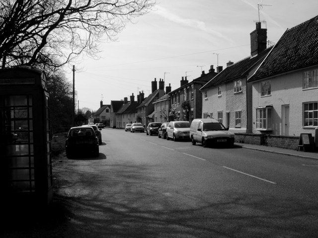 The Street, Peasenhall