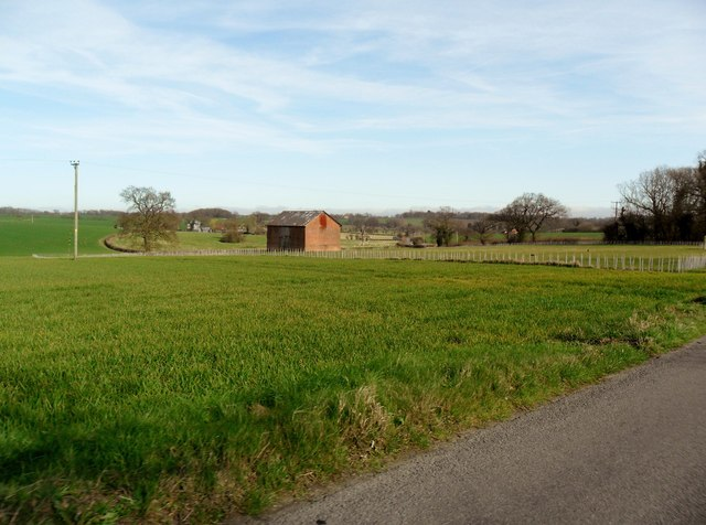 Hubbard's Barn near Peasenhall