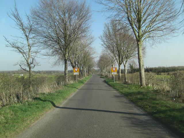 A433 road