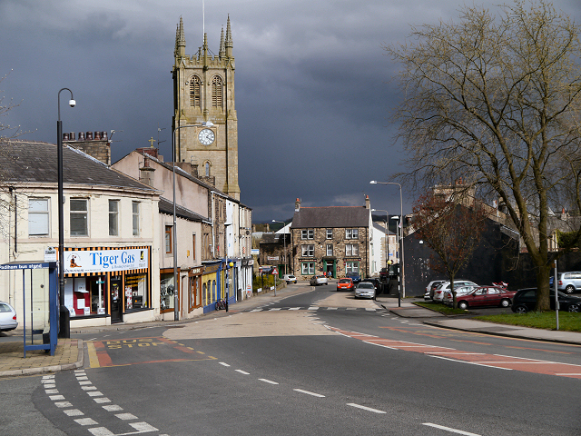 Church Street, Padiham